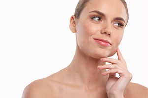 Reduction of elasticity contour and wrinkle